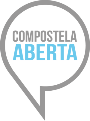 Compostela Aberta - Image: Logo Compostela Aberta