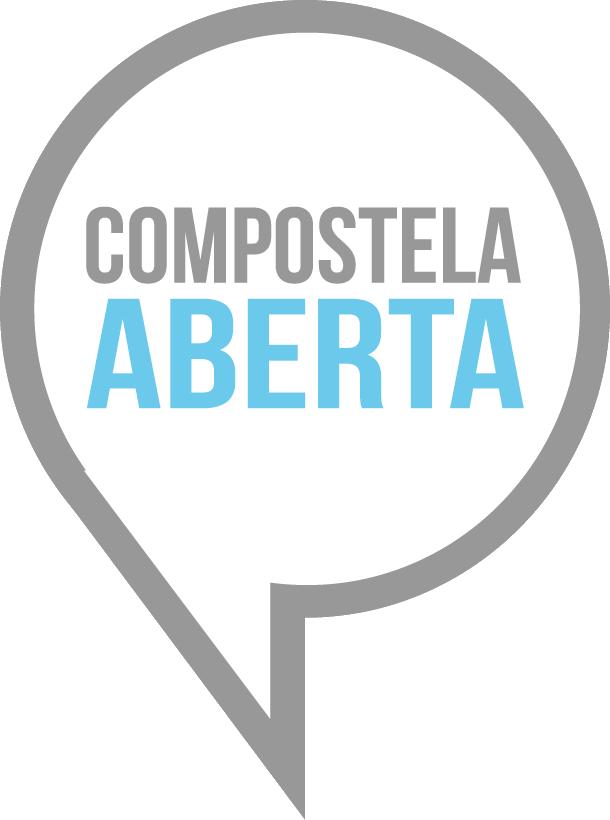 Logo Compostela Aberta