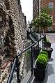 Londinium Roman Wall (25506930587).jpg