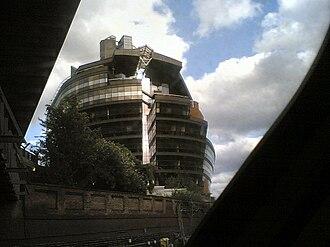 The Ark, London - Image: London Ark DMS 01