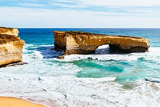 Great Ocean Road - London Arch