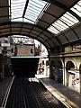 London - Paddington station, platforms seen from the bridge.jpg