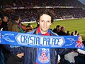 London - Selhurst Park (stadium of Crystal Palace FC) - me, a big fan - panoramio.jpg