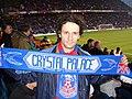 London - Selhurst Park (stadium of Crystal Palace FC) - me, a big fan - panoramio.jpg