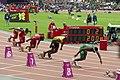 London 2012 200m heat 1 start.jpg