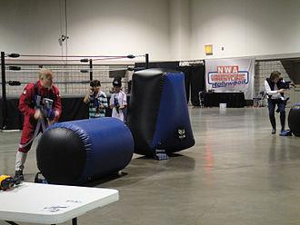 Laser tag - Indoor Laser Tag Event