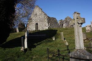 Loughinisland - Image: Loughinisland Churches, March 2010 (21)