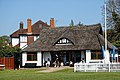 Loughton Cricket Club pavilion at Loughton, Essex, England.jpg