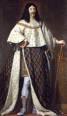 Resultado de imagen de Luis XIII de francia