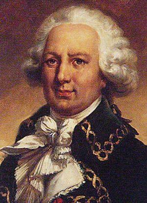 Bougainville, Louis Antoine de (1729-1811)