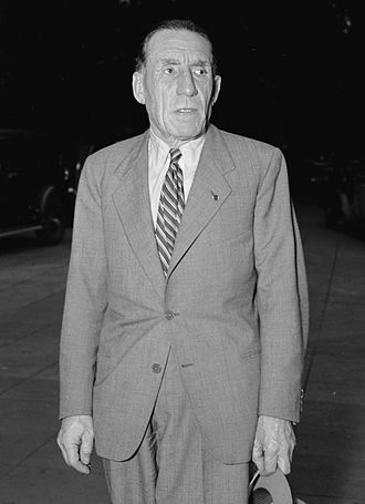 Louis Renault (industrialist) - Louis Renault in Washington, June 1940
