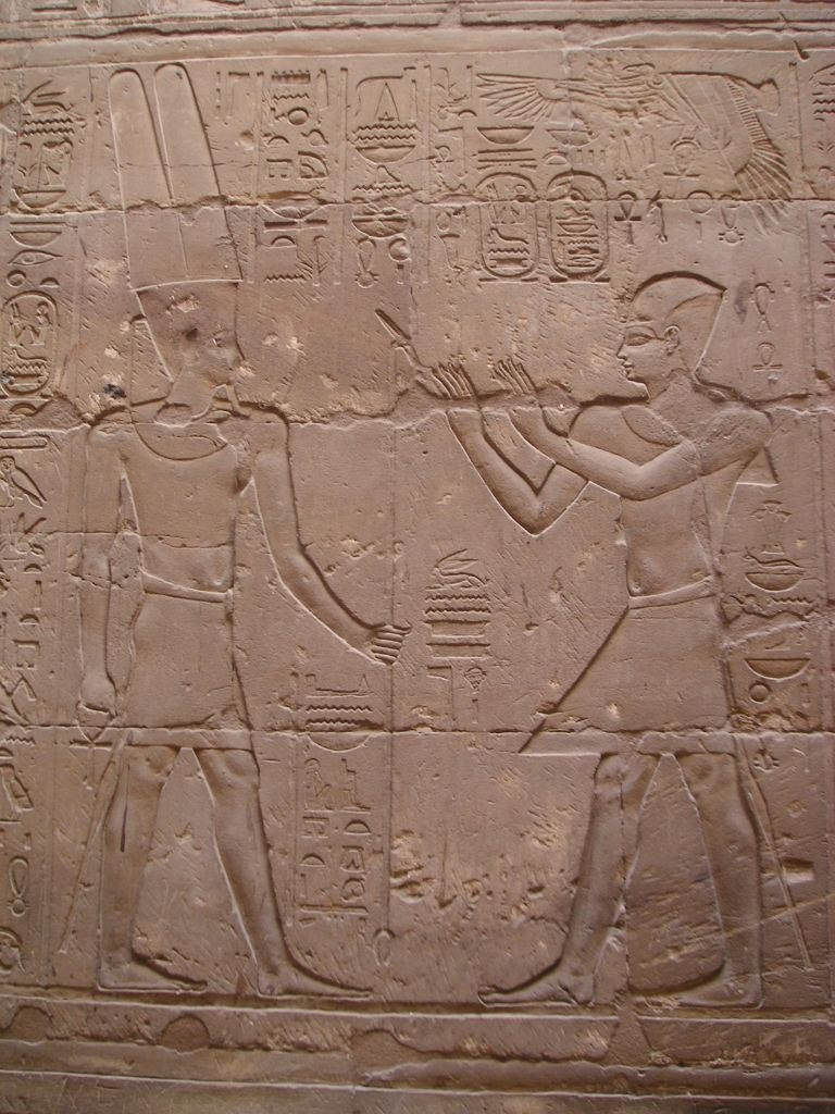 Louxor Amon Ra Alexandre
