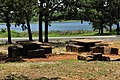 Loy park picnic tables and lake.jpg