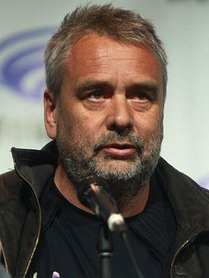 Schauspieler Luc Besson
