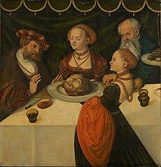 Feast of Herod / Herod's banquet