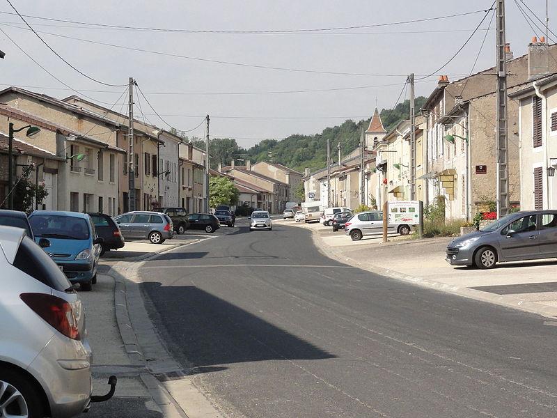 Lucey (Meurthe-et-M.) rue