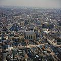 Luchtfoto met de Janskerk en de Sint Willibrorduskerk, gezien vanaf de Domtoren - Utrecht - 20383840 - RCE.jpg