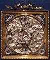 Luigi valadier e bottega, crocifissione di san pietro, 1770-80 ca, argento, bronzo dorato e lapislazzuli.jpg