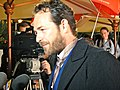 Luke Perry hits MIPCOM red carpet for Goodnight for Justice.jpg
