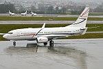 Lukoil-Avia, VP-CLR, Boeing 737-7EM BBJ (40107567062).jpg