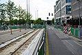 Luxembourg, construction tram allée Scheffer (5).jpg