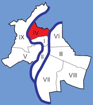 4th arrondissement of Lyon - Image: Lyon Arrondissements 04
