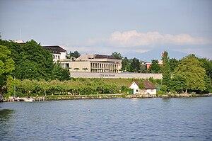 Männedorf - Regional hospital