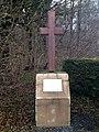 Mémorial à Édouard Anselme, Antoine Guichardon et René Troussel abattus le 27 août 1944.JPG