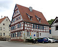 Mönsheim Fachwerkhaus Leonberger Straße.JPG