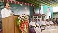 M. Venkaiah Naidu addressing the gathering at the inaugural ceremony of the Chennai Metro Rail from Thirumangalam to Nehru Park, at Thirumangalam Metro Station, Chennai.jpg