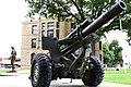M114 155 mm Howitzer Brady Texas 2019.jpg