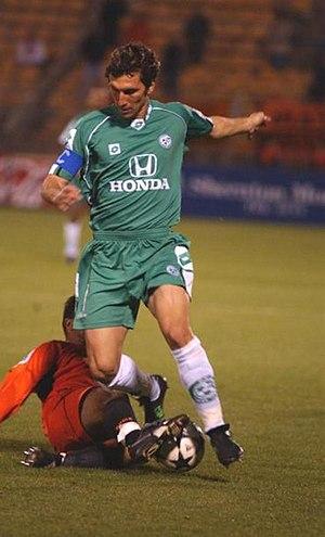 Maccabi Haifa F.C. - Arik Benado, team captain, 2000–2006.