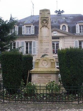 Bièvres, Essonne - Image: M aux M Bièvres