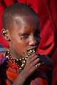 Maasai Boy, Outside Masai Mara, 2006.JPG