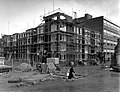 Maastricht, Herdenkingsplein, bouw appartementen 1984.jpg
