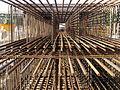 Maastricht 2012 IJzerconstructie bij A2 ondertunneling.JPG