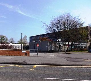 Mackie Academy Secondary school in Stonehaven, Aberdeenshire, Scotland
