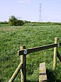 Macmillan Way across farmland - geograph.org.uk - 489363.jpg