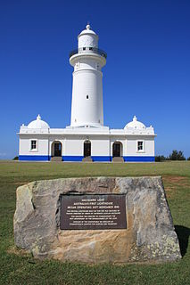 Macquarie Lighthouse lighthouse in New South Wales, Australia