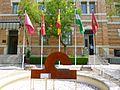 Madrid - Casa Árabe e Instituto Internacional de Estudios Árabes y del Mundo Musulmán 3.JPG