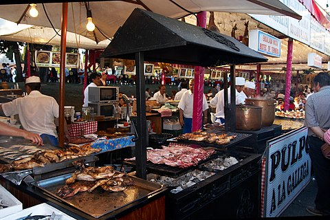 Where to try Menu del Dia in Madrid?