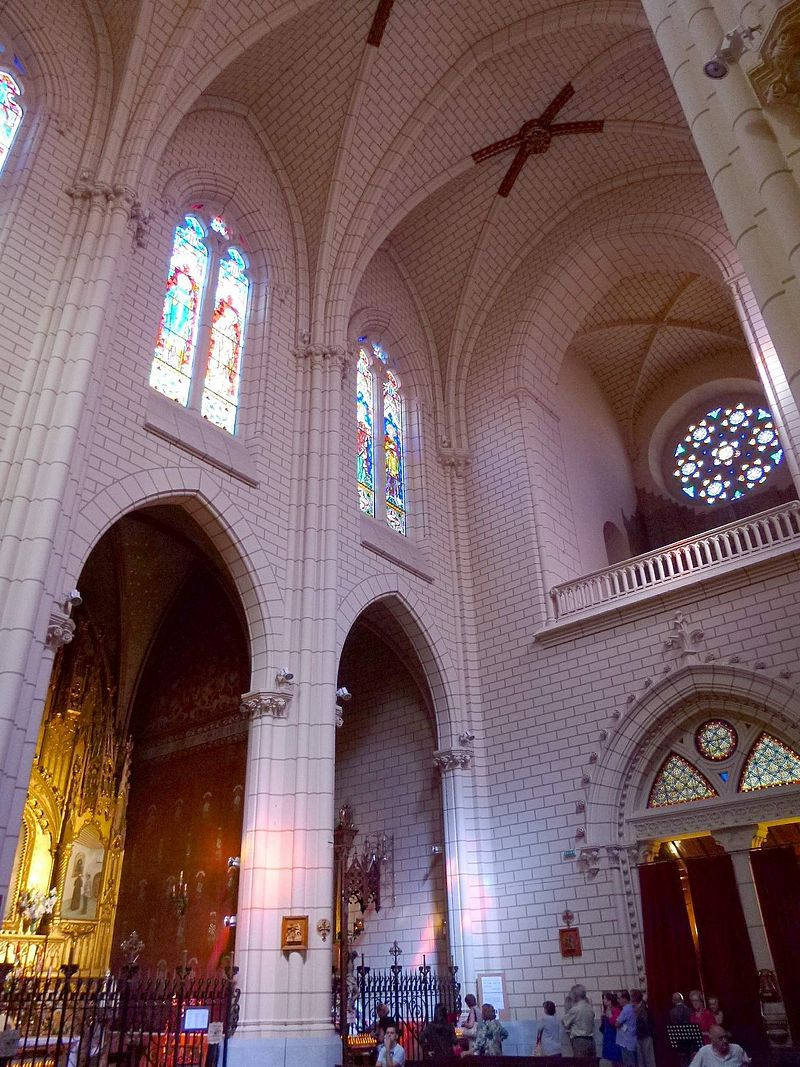 Madrid - Iglesia de Santa Cruz 23.JPG