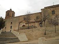 Madrigal de las Altas Torres iglesia SMaria del Castillo 01.jpg