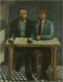 MaetaKanji-1923-Two Laborers.png