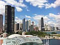 Magnificent Mile skyline viewed from the Navy Pier ferris wheel.jpg