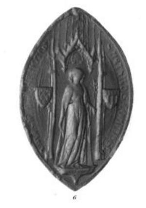 Mahaut of Châtillon - Image: Mahaut ze Châtillonu
