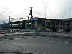 駅舎(2008年1月)