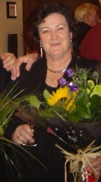 Maighread Ní Dhomhnaill - Maighread in Cork, 2005
