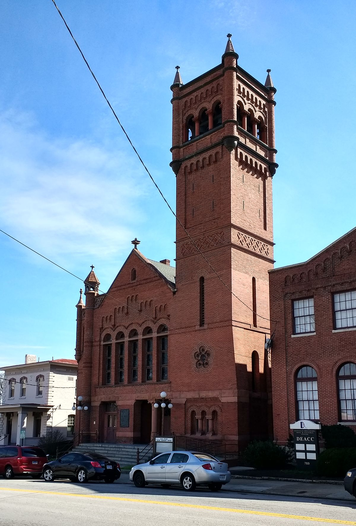 Main Street Methodist Episcopal Church South