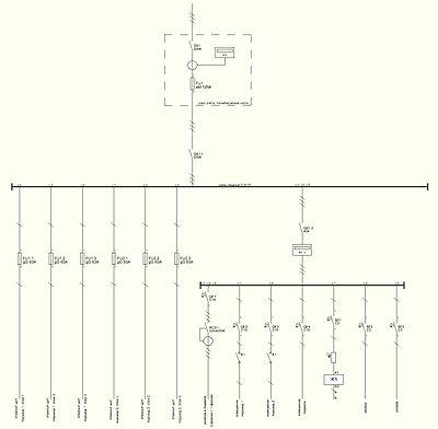 пример однолинейной схемы ВРУ